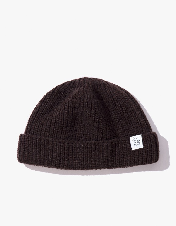 Victoria Hong Kong Flagtag Beanie - Brown | HEIGHTS. | International Store
