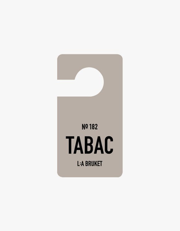 L:a Bruket Fragrance Tag - Tabac | HEIGHTS. | International Store