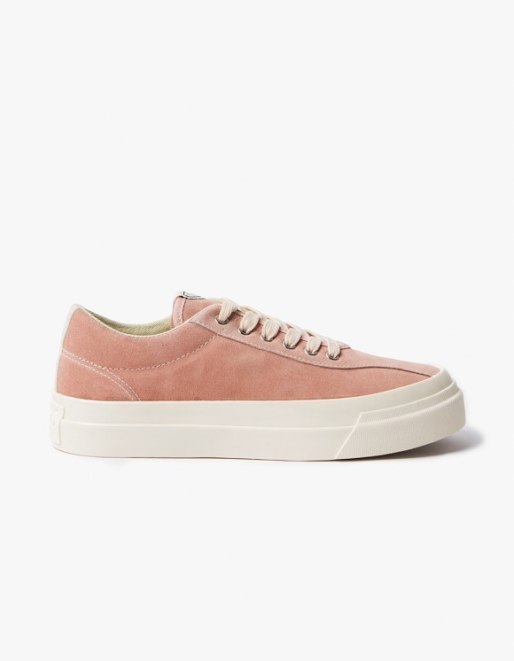 S.W.C W Dellow Suede - Dust Pink | HEIGHTS. | International Store