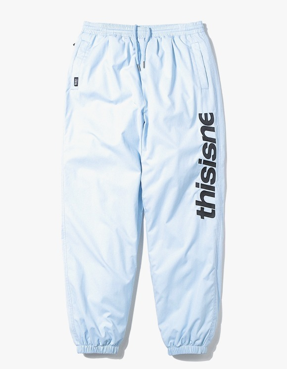 thisisneverthat HSP Warm Up Pant - Sky Blue | HEIGHTS. | International Store