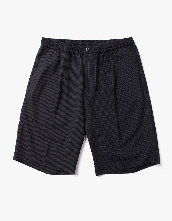 Stussy Mix Up Bryan Short - Navy | HEIGHTS. | International Store