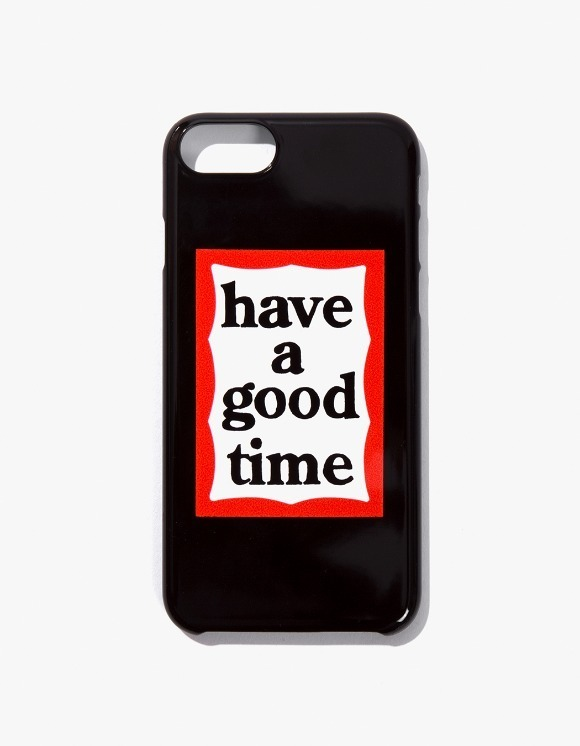 have a good time Frame iPhone Case 6/7/8 - Black | HEIGHTS. | International Store