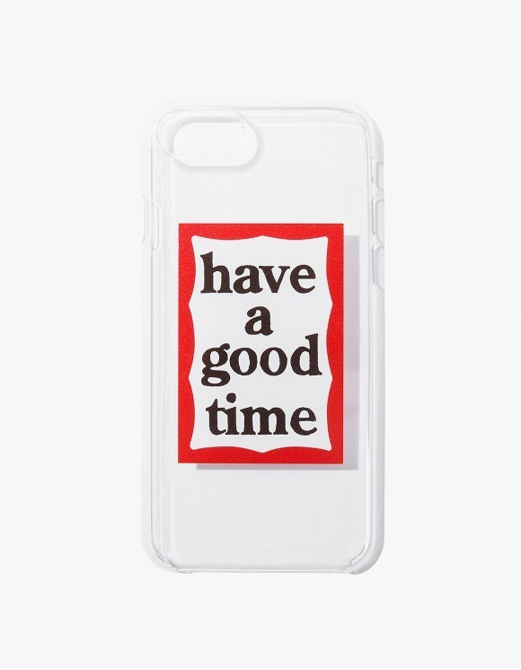 have a good time Frame iPhone Case 6/7/8 - Clear | HEIGHTS. | International Store