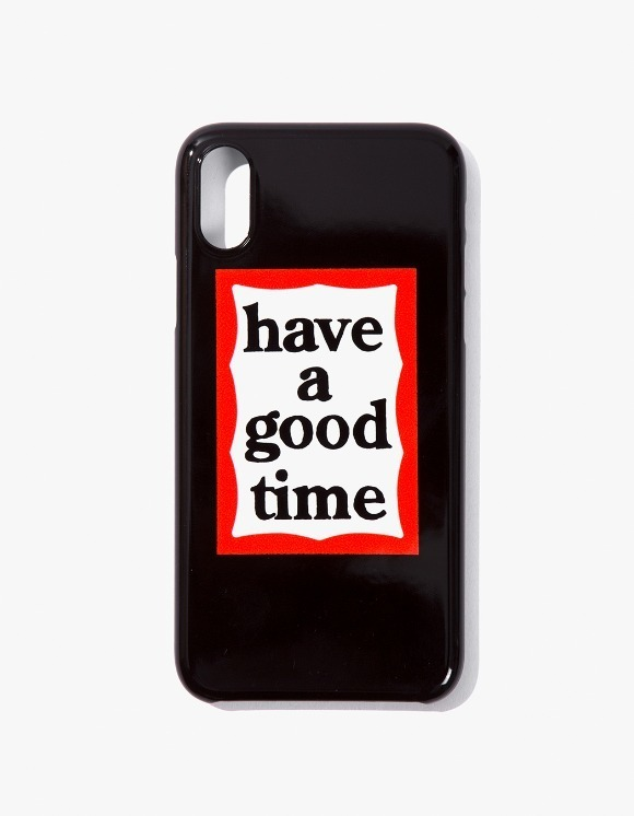 have a good time Frame iPhone Case X - Black | HEIGHTS. | International Store