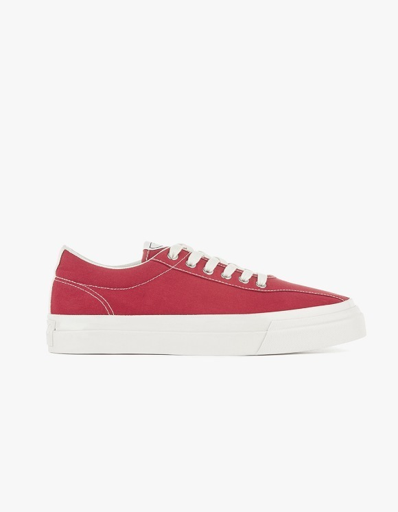 S.W.C W Dellow Canvas - Dust Red | HEIGHTS. | International Store