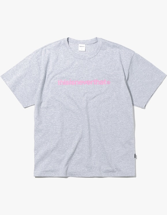 thisisneverthat T-Logo Tee - Grey | HEIGHTS. | International Store