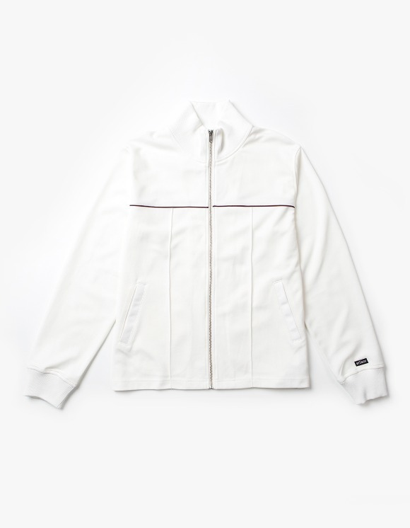 Stussy Poly Track Jacket - Bone | HEIGHTS. | International Store