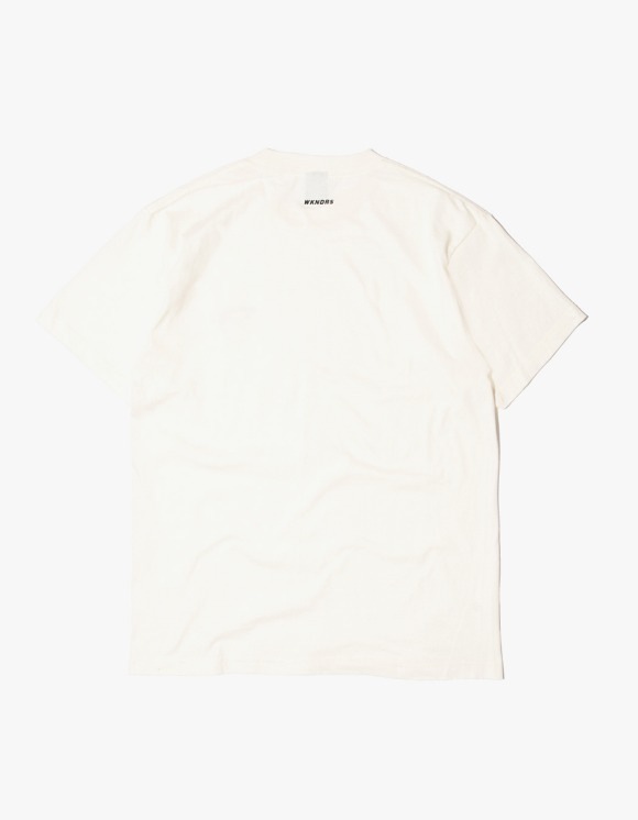 WKNDRS Rose Tee - Ivory | HEIGHTS. | International Store