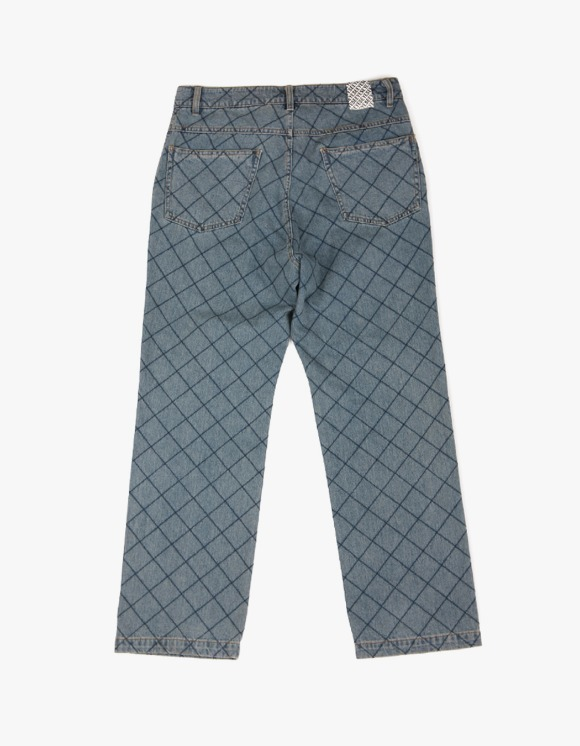 yeseyesee Net Denim Pants | HEIGHTS. | International Store