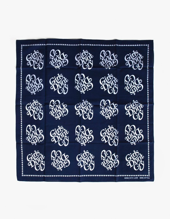Verdy GDC Bandana - Blue | HEIGHTS. | International Store