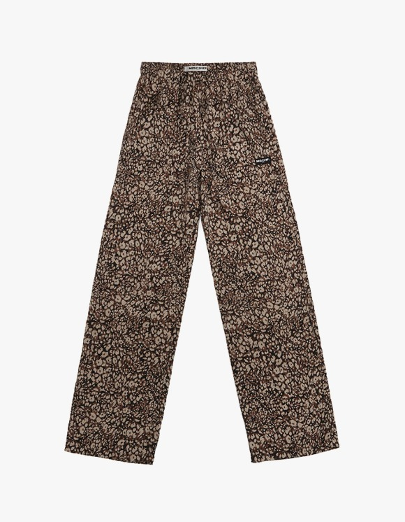MISCHIEF [28 Mar, 2019 pre-oder]Drawstring Trousers - Leopard | HEIGHTS. | International Store