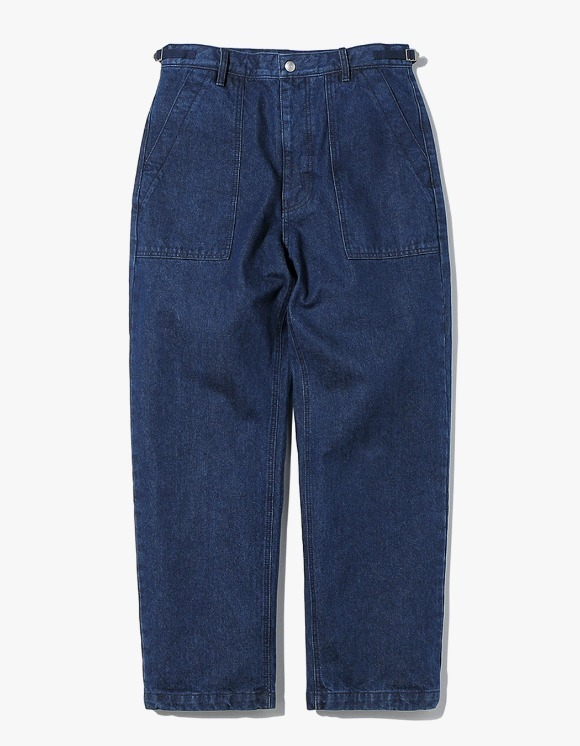 thisisneverthat Fatigue Jean - Indigo | HEIGHTS. | International Store