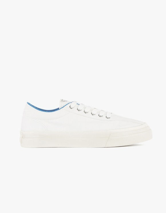 S.W.C W Dellow Canvas - White/Blue | HEIGHTS. | International Store