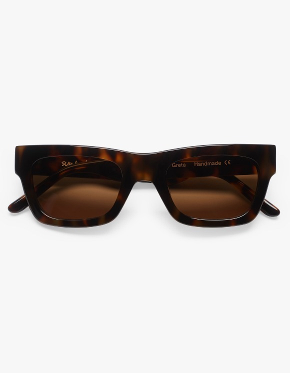 SUN BUDDIES Greta - Brown Tortoise | HEIGHTS. | International Store