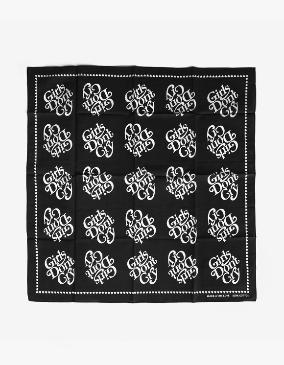 Verdy GDC Bandana - Black | HEIGHTS. | International Store