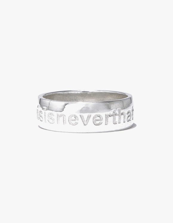 thisisneverthat T-Logo Ring | HEIGHTS. | International Store