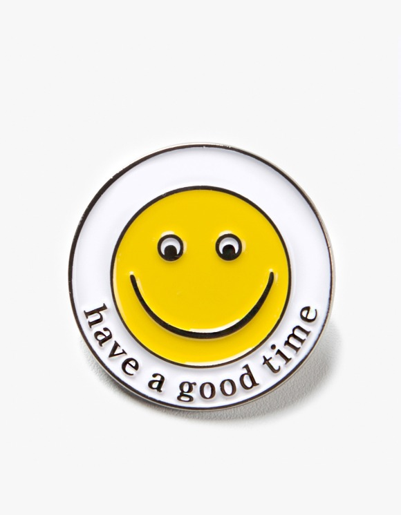 have a good time Have A Good Smile Pin | HEIGHTS. | International Store