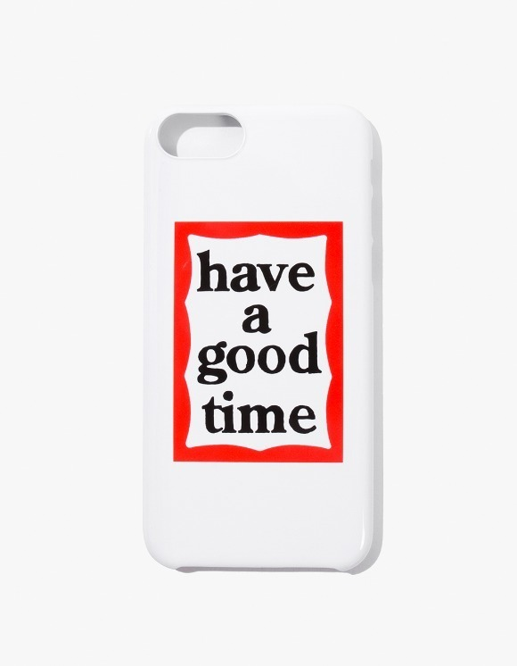 have a good time Frame iPhone Case 6/7/8 - White | HEIGHTS. | International Store