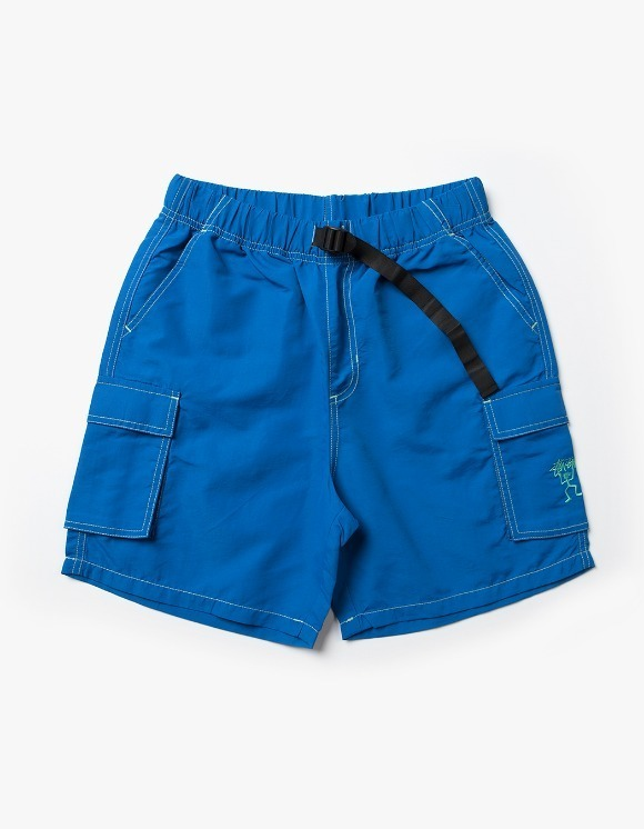 Stussy Boonies Hiking Short - Blue | HEIGHTS. | International Store