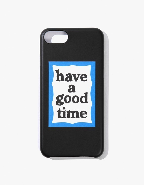 have a good time Blue Frame iPhone Case 6/7/8 - Black | HEIGHTS. | International Store