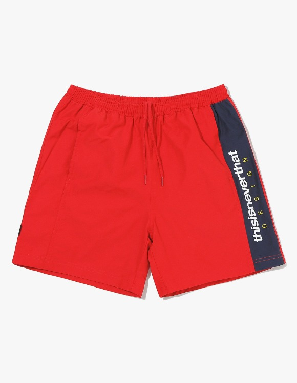 thisisneverthat Jogging Short - Red | HEIGHTS. | International Store