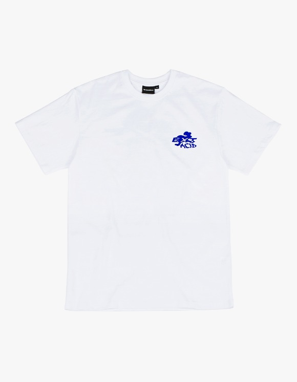 The Internatiiional The Intl. Extension S/S Tee - White | HEIGHTS. | International Store