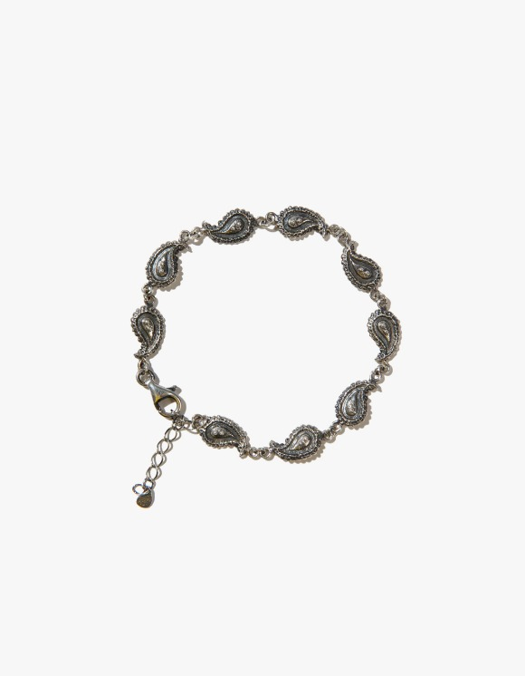 Kruchi lab Paisley Bracelet - Silver | HEIGHTS. | International Store