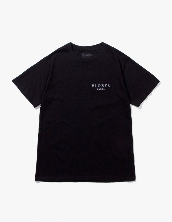 Blobys Paris Blobys Paris Tee - Black | HEIGHTS. | International Store