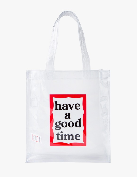 have a good time Clear Frame Tote | HEIGHTS. | International Store