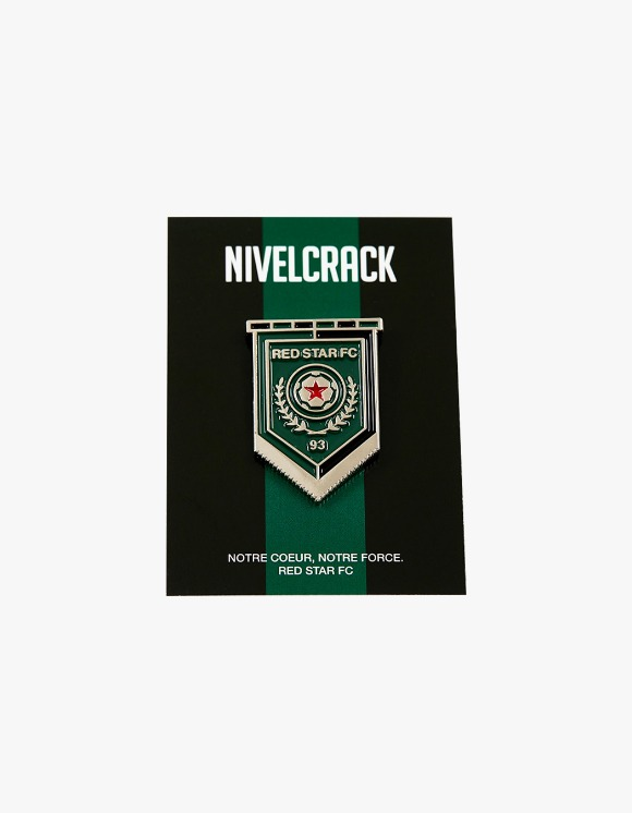 NIVELCRACK Red Star FC Pin | HEIGHTS. | International Store