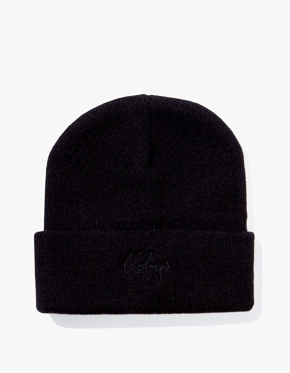 Blobys Paris Blobys Beanie - Black | HEIGHTS. | International Store