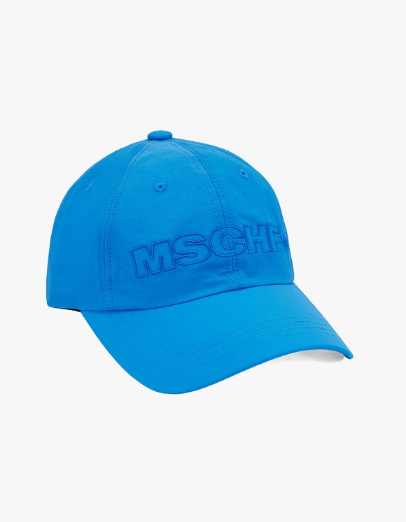 MISCHIEF Nylon Ball Cap - Blue | HEIGHTS. | International Store