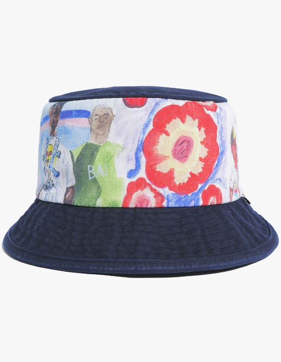 thisisneverthat TWOBOYS Bucket Hat - Navy | HEIGHTS. | International Store