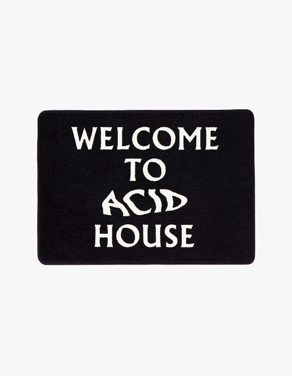 The Internatiiional ACID Doormat - Black | HEIGHTS. | International Store