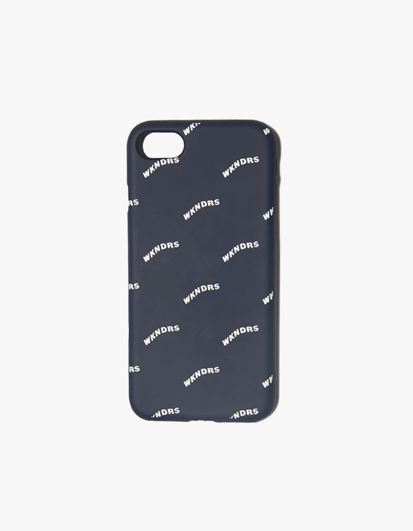 WKNDRS Wavy iPhone Case - Navy | HEIGHTS. | International Store