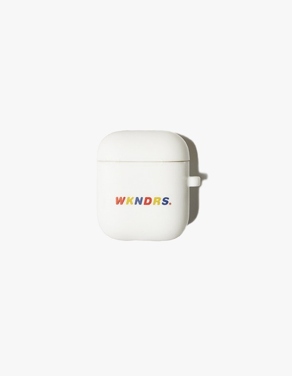WKNDRS Wavy Airpod Case - White | HEIGHTS. | International Store