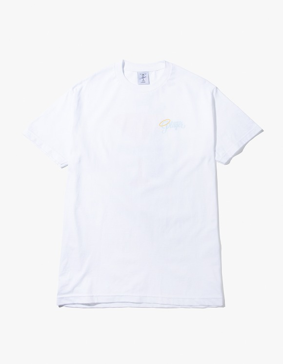 Alltimers Bap Tizzy Tee - White | HEIGHTS. | International Store