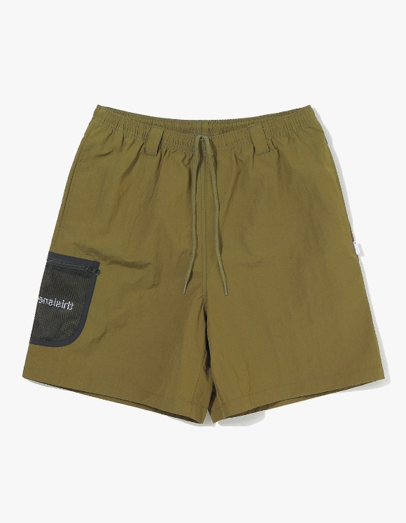 thisisneverthat Mesh Pocket Short - Olive | HEIGHTS. | International Store