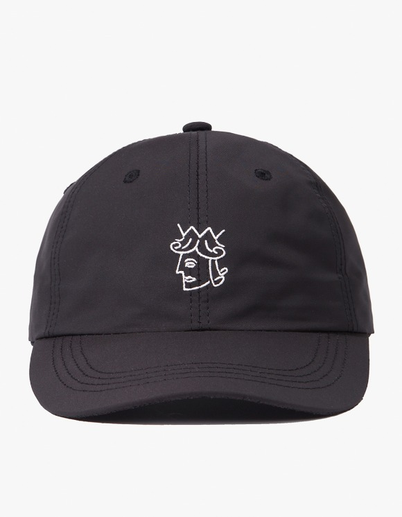 Victoria Hong Kong Queenhead Nylon Cap - Black | HEIGHTS. | International Store