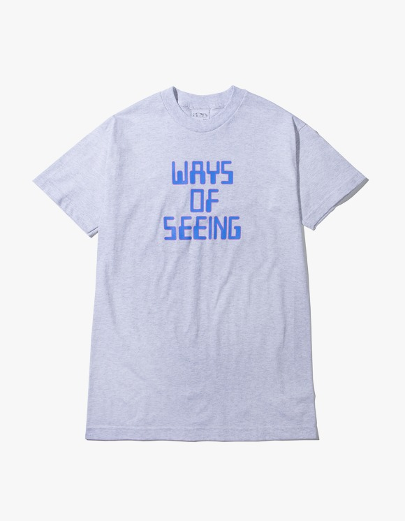 SNEEZE Magazine Ways of Seeing Tee - Ash | HEIGHTS. | International Store