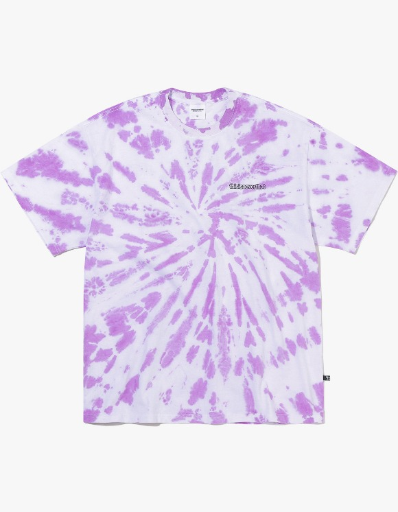 thisisneverthat Tie dye Tee - Lavender | HEIGHTS. | International Store