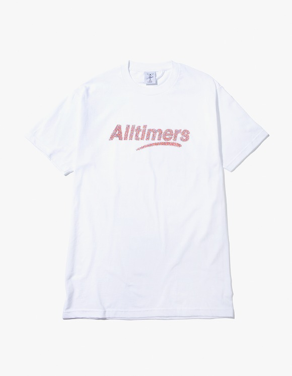 Alltimers Sprankles Tee - White | HEIGHTS. | International Store