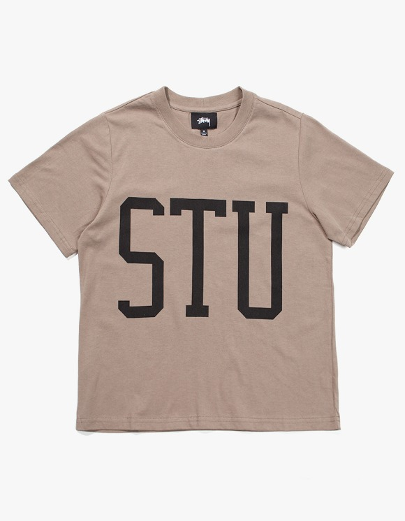 Stussy Allen Big Scale Tee - Taupe | HEIGHTS. | International Store