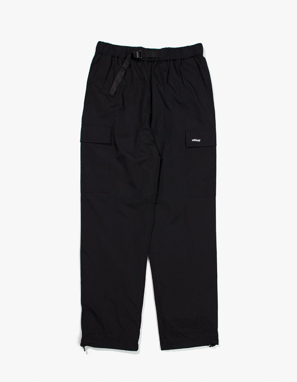 Stussy Cargo Mountain Pants - Black | HEIGHTS. | International Store