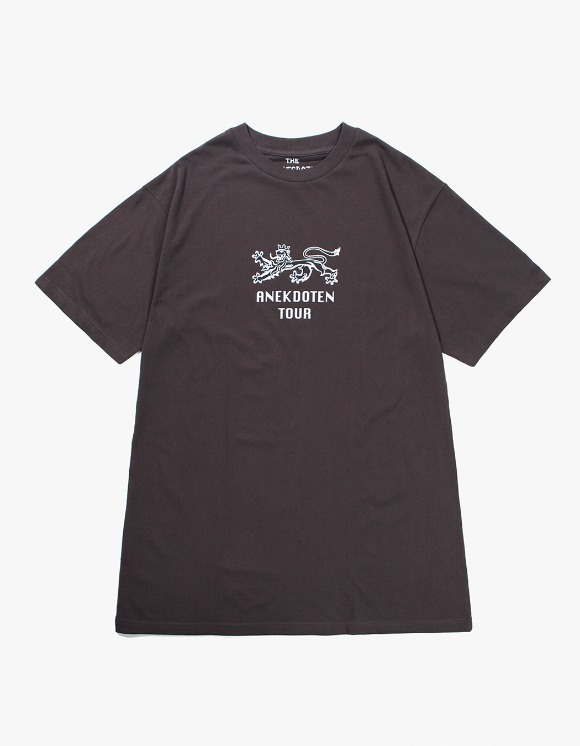 Beasts And Natives Alike ANEKDOTEN Tee - Grey | HEIGHTS. | International Store