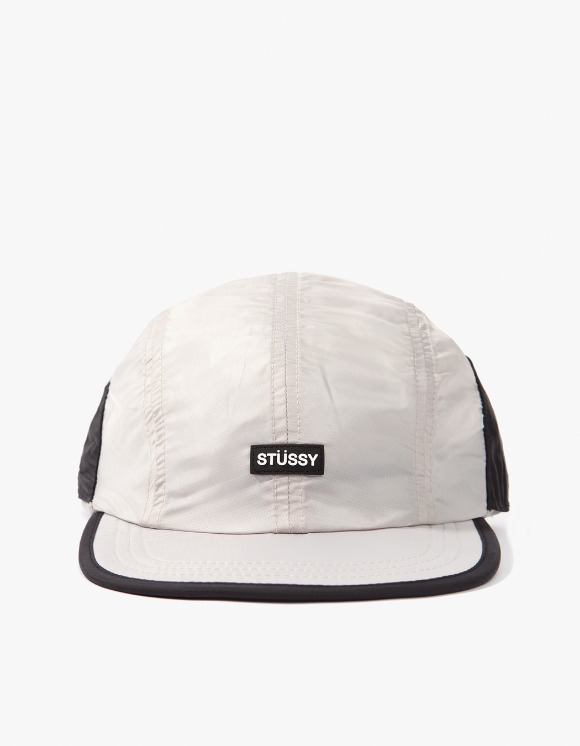 Stussy Myrtle Sunguard Camp Cap - Off White | HEIGHTS. | International Store