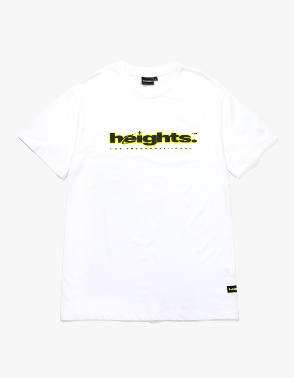 The Internatiiional The Intl. x HEIGHTS. Logo Tee | HEIGHTS. | International Store
