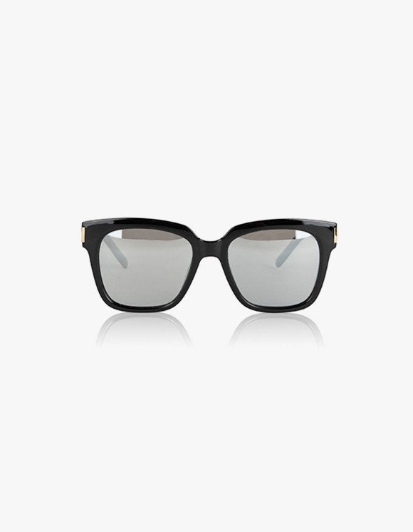 BROWNBREATH Tag Sunglass - Silver | HEIGHTS. | International Store