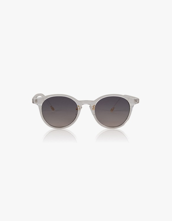 BROWNBREATH Nomad Sunglass - White | HEIGHTS. | International Store