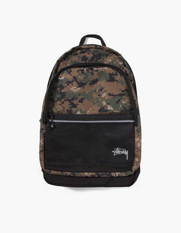 Stussy Digi Camo Backpack | HEIGHTS. | International Store